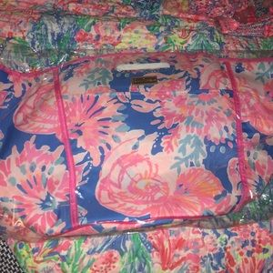 Lilly Pulitzer GWP cooler